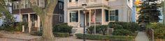 John Fitzgerald Kennedy Birthplace in Brookline, Massachusetts