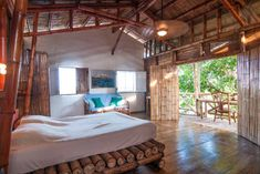 Ecofriendly living has a new champion, as a Granada firm kicks off its bamboo offerings with this house's architecture and furnishings