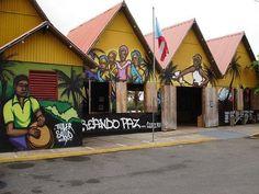 Centro Cultural de Piñones, Loíza, Puerto Rico.