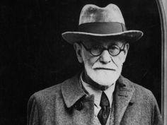 Sigmund Freud, el patriarca con su fedora #Hat #Psicoanálisis