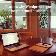 3 reasons why Wordpress is great for your small business  #smallbiz #smallbusiness #wordpress  http://fourfourmedia.com/3-reasons-why-wordpress-is-great-for-your-small-business