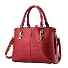 Women bag designer leather top-handle bags messenger bag famous brand sac Shoulder Bag