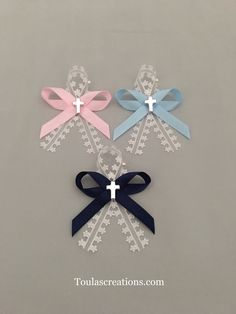 Excited to share this item from my shop: 12 pcs Baptism Martyrika Pins/Greek Baptism Martyrika/Lapel Pins/ Witness Pins/Pink Martyrika Pins/Boy Martyrika/Blue Martyrika/ Orthodox Wedding, Religious Wedding, Greek Wedding, Irish Wedding, Unity Candle, Candles, Decorated Clothes Pins, Craft Presents, Girl Christening