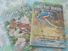 Pair of Birds Ladybird Books