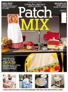 LANÇAMENTO: Revista PATCH MIX nº2
