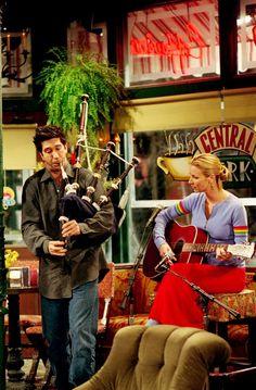 Ross & Phoebe
