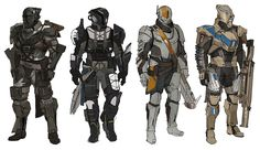 Titan Armor from Destiny