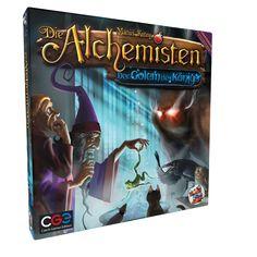 Die Alchemisten • Der Golem des Königs Erweiterung
