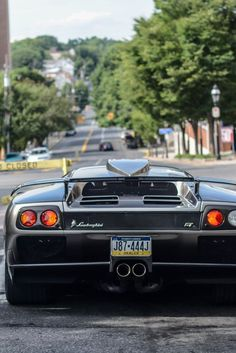 Ordinaire Lamborghini Diablo GT