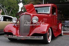 Love those Chevy Trucks...