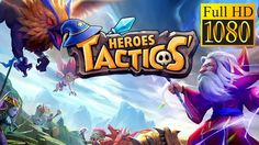Heroes Tactics: Strategy PvP Game Review 1080p Official Lilith MobileSt...