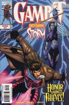 gambit comic cover | ... Comics : Marvelous Comic Books, Buy Collectible Marvel and DC Comics