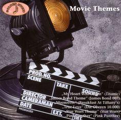 Movie Themes - Varios Artists EAN: 0090204684427