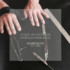 #Marruecos1986 conoce el proceso de elaboración de nuestros productos en nuestro perfil de Instagram: https://www.instagram.com/marruecos1986/   #HechoaMano #PuroCuero #Artesanal #HandMade #RealLeather #Craftmanship