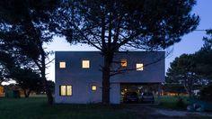 Casa Lucerna. Moirë estudio de arquitectura contemporánea.