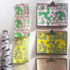 There were some fabulous color combinations courtesy of Isabel Ford's Walnut Whirl, Hyacinth Bouquet collection for Mitas & Co Hyacinth Bouquet, London Design Festival, Textures Patterns, Surface Design, Textile Design, Color Combinations, Home Furnishings, The 100, Composition