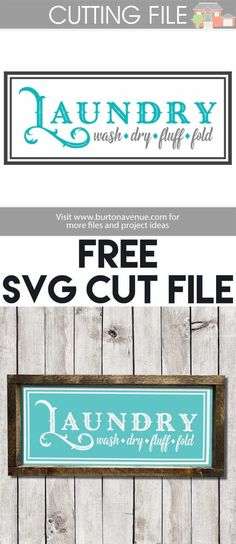 Free SVG cut files for Silhouette and Cricut