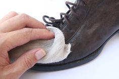 How to Wash Leather -- via wikiHow.com