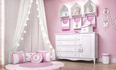 Nichos de madeira: 70 ideias e tutoriais para organizar a casa com estilo Decor, Furniture, Toddler Bed, Interior, Home Decor, Bed, Interior Design