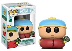 New South Park Pop! Vinyl figures unveiled by Funko