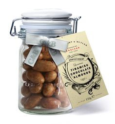 Cartwright & Butler Tiramisu Chocolate Almonds