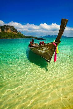 Tup island, Krabi. Thailand