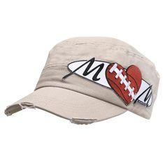 Women's Football Hat