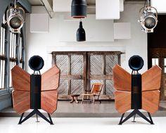 Monarch loudspeakers