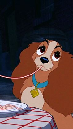 Imagem de disney, wallpaper, and dog