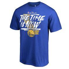 f2648dea23ef8 Golden State Warriors Fanatics Branded 2017 NBA Finals Bound Team T-Shirt -  Royal