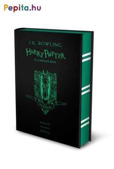 Rowling: Harry Potter és a bölcsek köve - Mardekáros kiadás Harry Potter, Draco Malfoy, Photoshop, Minden, Cover, Products, Gadget