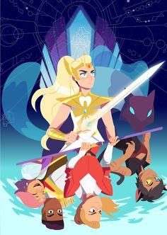 She Ra Desenho, Power Wallpaper, She Ra Princess Of Power, Owl House, Fanart, Character Development, Fantasy Art, Movies, Fandoms