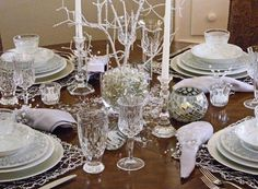 Harley Party by Sandra Lee   TableScapes...Table Settings ...