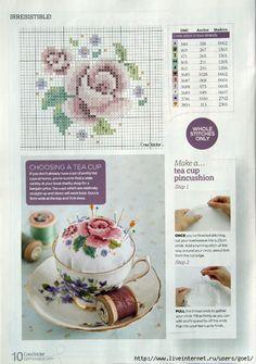 cross stitch tea cup pincushion 29 (492x700, 307Kb)