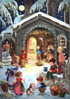 European Advent Calendars from Decoration Warehouse