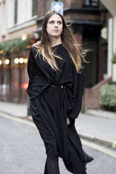 Dorotea P, designer, Marshall Street, London 2013