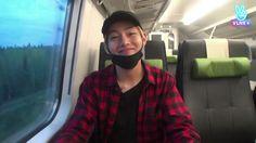 Taehyungie so cute #BTS #방탄소년단 ❤ BON VOYAGE PREVIEW