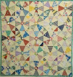 Feed Sack Quilt