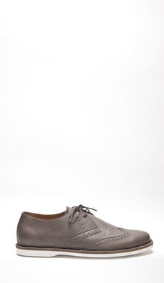 SEBA Shoes, Sao Paulo Grey wingtip