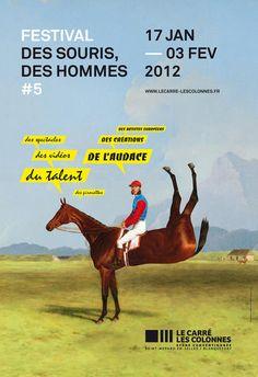 Festival Des Souris, Des hommes, 2012