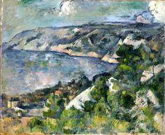 Paul Cèzanne                                                                                                                                                                                 More