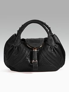 "I want the Fendi ""Spy Bag"".... I love it! I have an imitation, but someday I want the real thing!"