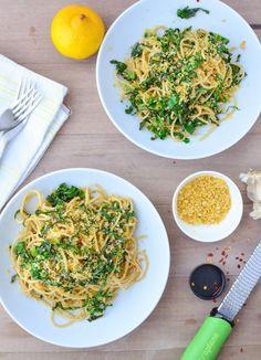 54 Fantastic Vegetarian Pasta Dishes