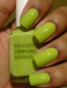 Obsessive Compulsive Cosmetics - Wasabi