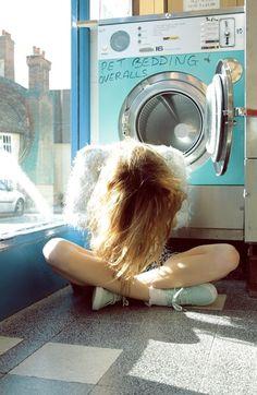 Alexandra Cameron Photography - Laundrette