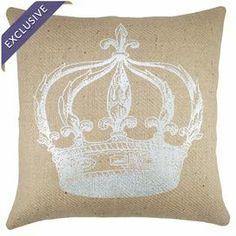 Crown Pillow
