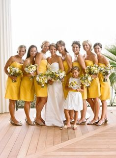 Jenny Yoo Bridesmaid Dresses| photo by Virgil Bunao Fine Art Weddings