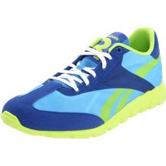 buy popular ae0b8 a5fb4 Reebok Women`s Classic Racer Relay Lace-Up Fashion Sneaker,Athletic  Blue Royal Sonic M US