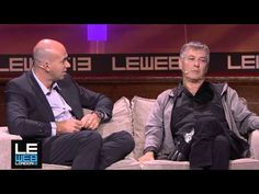 Larry Harvey - Founder, Burning Man & Executive Director, Black Rock City - LeWeb London 2013 - YouTube