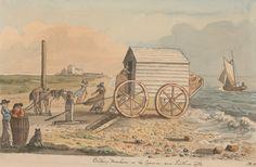 1788 bathing hut at Southsea